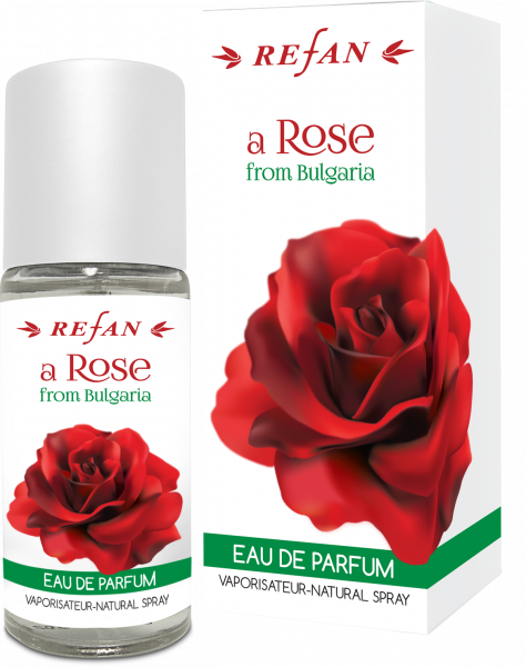 Eau de parfum A Rose from Bulgaria - 50 ml