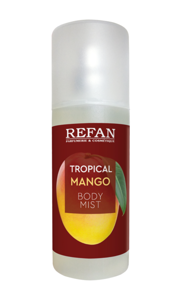 Acqua profumata per il corpo Tropical Mango - 125 ml