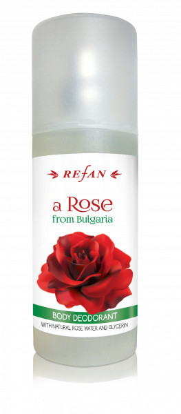 Deodorante A Rose from Bulgaria - 125 ml