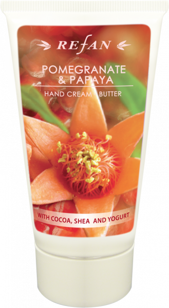 Crema burro mani Melograno & Papaya - 75 ml