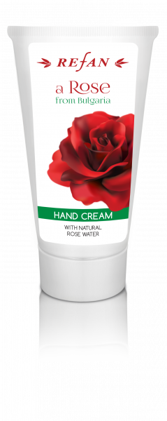 Crema mani A Rose from Bulgaria - 75 ml
