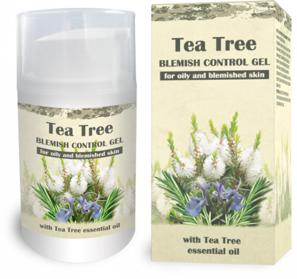 Gel contro le imperfezioni Tea Tree - 50 ml