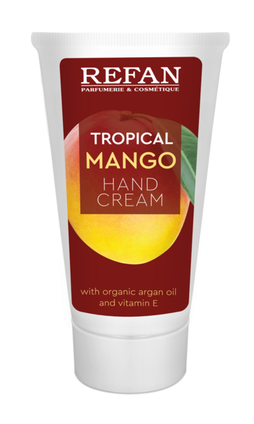Crema mani Tropical Mango - 75 ml