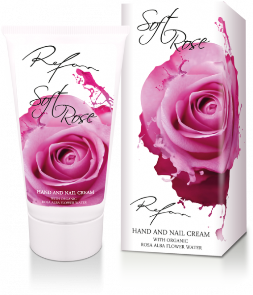 Crema mani e unghia SOFT ROSE - 75 ml