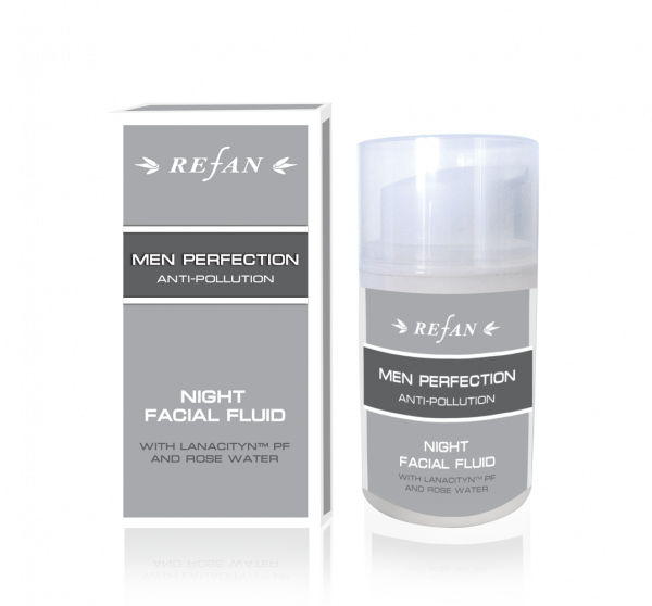 Fluido viso notte Men Perfection - 50 ml