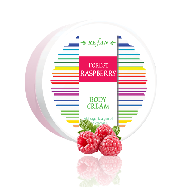 Crema corpo Forest Raspberry - 200 ml