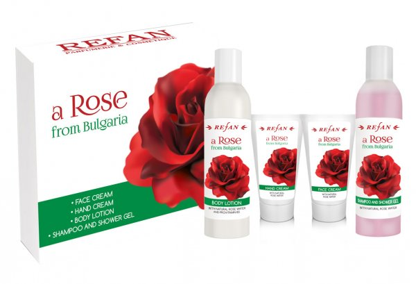 Set cosmetico A Rose from Bulgaria 5
