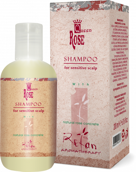 Shampoo Queen Rose - 200 ml