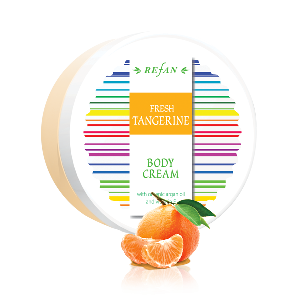 Crema corpo Fresh Tangerine - 200 ml